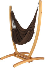 Load image into Gallery viewer, Jumbo Caribbean Recliner  (Mocha) - By Caribbean Hammocks