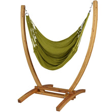 Load image into Gallery viewer, Jumbo Caribbean Recliner (Olive) - By Caribbean Hammocks