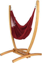 Load image into Gallery viewer, Jumbo Caribbean Recliner (Red) - By Caribbean Hammocks