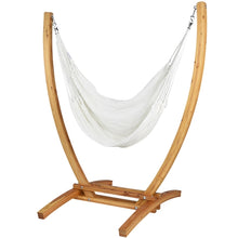Load image into Gallery viewer, Jumbo Caribbean Recliner (White) - By Caribbean Hammocks