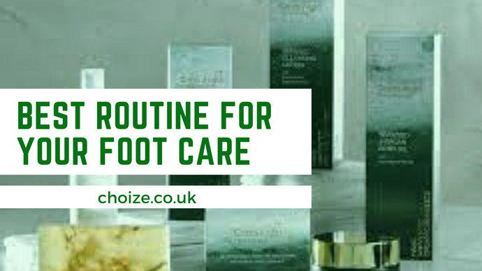 Why is foot care important? The best routine to follow