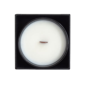 Espresso Tobacco - Luxury Wood Wick Candle