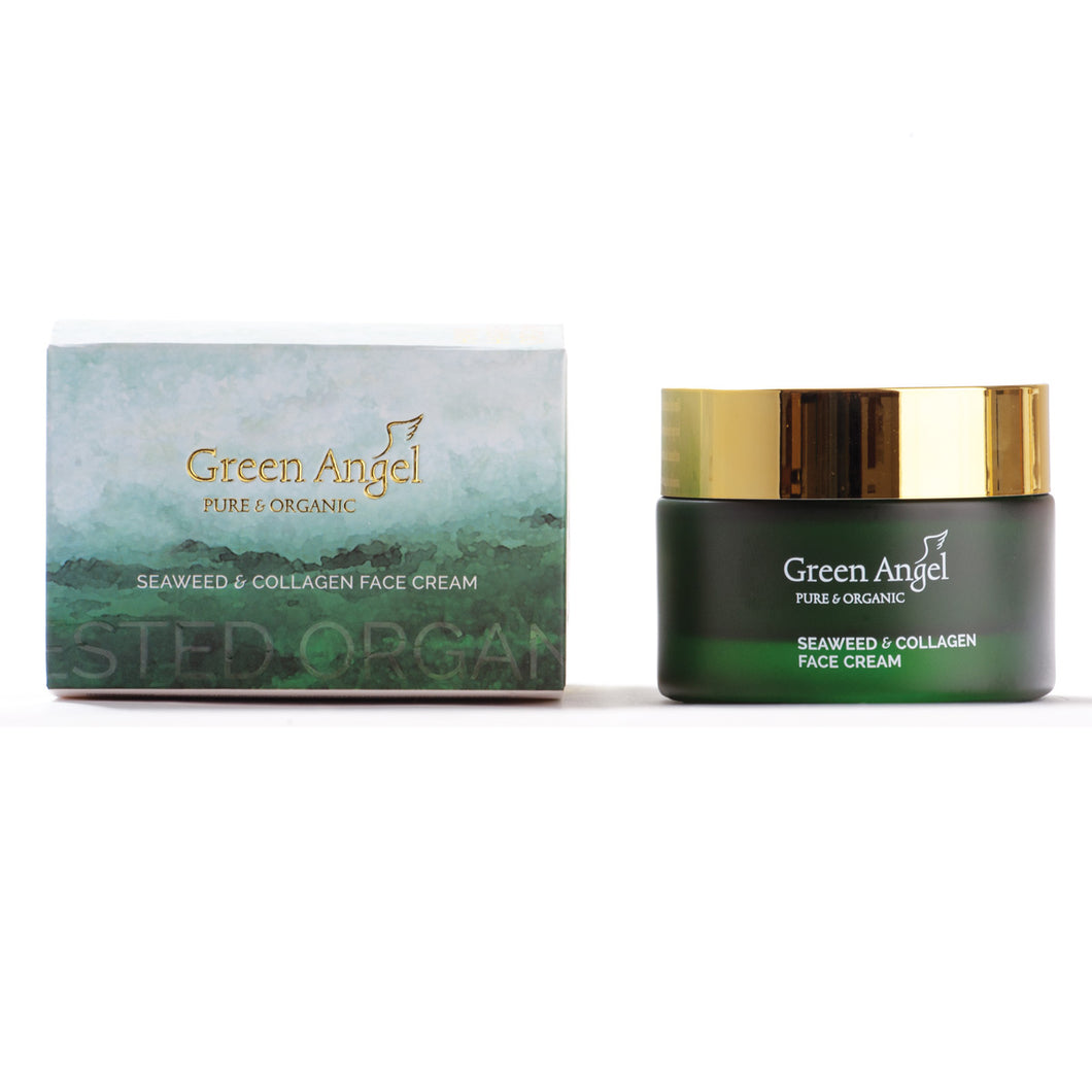 Seaweed and Collagen Face Cream