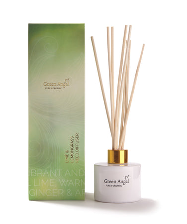 Lime & Lemongrass Diffuser