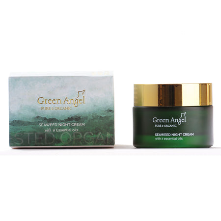Seaweed and 6 Essential Oils Night Cream