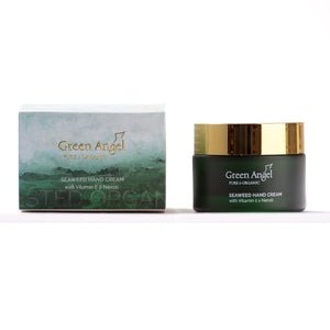 Seaweed Hand Cream with Vitamin E & Neroli