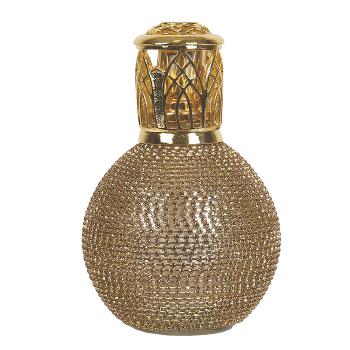 Gold Jewel Fragrance Lamp- Large