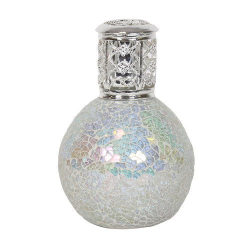 Pearl Lustre Fragrance Lamp- Large