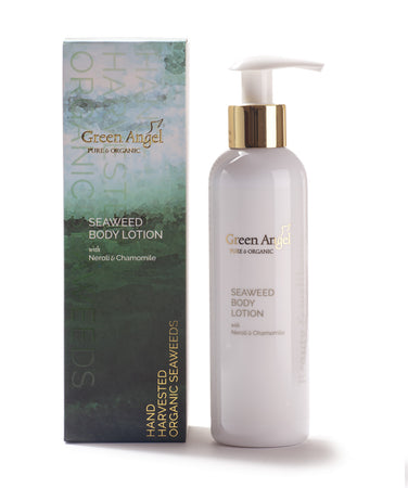 Seaweed Body Lotion with Neroli & Chamomile