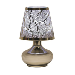 Electric Lamp Wax Melt Burner - Leaf
