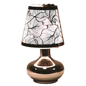 Electric Lamp Wax Melt Burner - Leaf Carousel- Choize