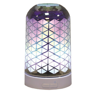 3D Ultrasonic Diffuser - Diamond -  Fragrance lamp Choize