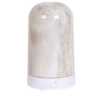LED Ultrasonic Diffuser - White Marble
