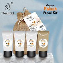 Load image into Gallery viewer, The EnQ Organic Palash Facial Kit 280gm