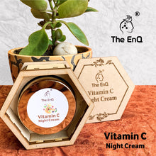 Load image into Gallery viewer, The EnQ Vitamin C Night Cream