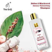Load image into Gallery viewer, The EnQ Onion & Black seed Intense Moisturising Shampoo 300 ml