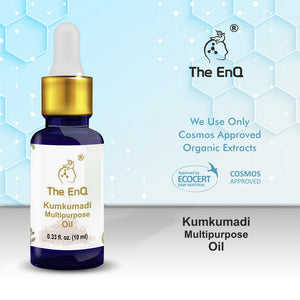 The EnQ Kumkumadi Multipurpose Oil