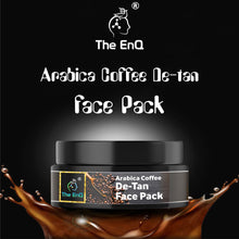 Load image into Gallery viewer, The EnQ Arabica Coffee De-Tan Face Pack