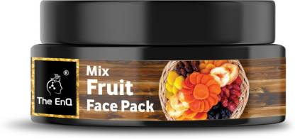 The EnQ Mix Fruit Face Pack 100gm