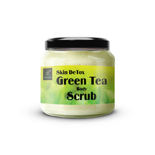 Load image into Gallery viewer, The EnQ Skin DeTox Green Tea Body Scrub