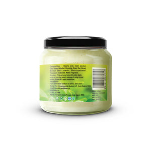 The EnQ Skin DeTox Green Tea Body Scrub