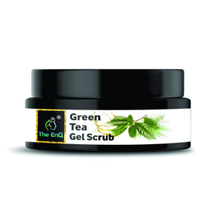 The EnQ Green Tea Gel Scrub