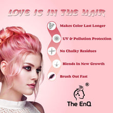 Load image into Gallery viewer, The EnQ Colour Protective Shampoo 200 ml For All Types Of Coloured Hairs & Natural Hairs