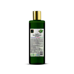 The EnQ Organic Hair Fall Control Shampoo
