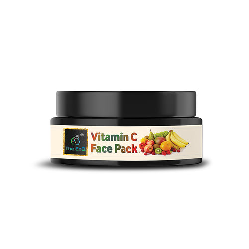 The EnQ Vitamin C Face pack