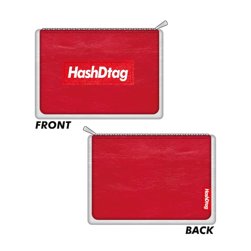 HashDtag Fake Leather Coin Purse