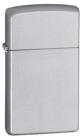 1605, Slim Case with Satin Chrome Finish