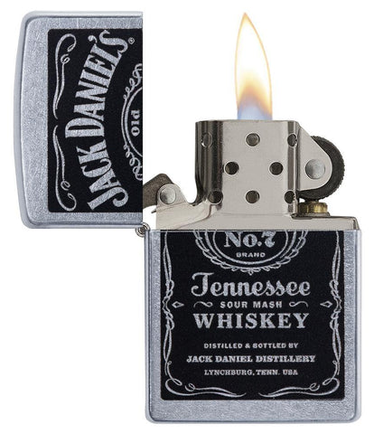 24779, Jack Daniel's Tennessee Whiskey Design, Color Image, Street Chrome, Classic Case