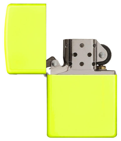 28887, Neon Yellow Finish