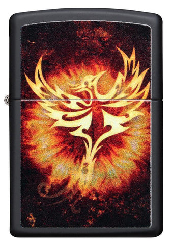 Phoenix Design Lighter