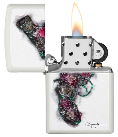 Spazuk Peace Lighter