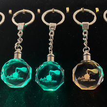 Load image into Gallery viewer, Light-Up Key Chains