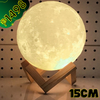 Image of Touch 3D Lamp | 3D Moonlight Lamp