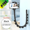 Image of Lazy Bracket Phone Holder with 3 in 1 Cable | Foresian