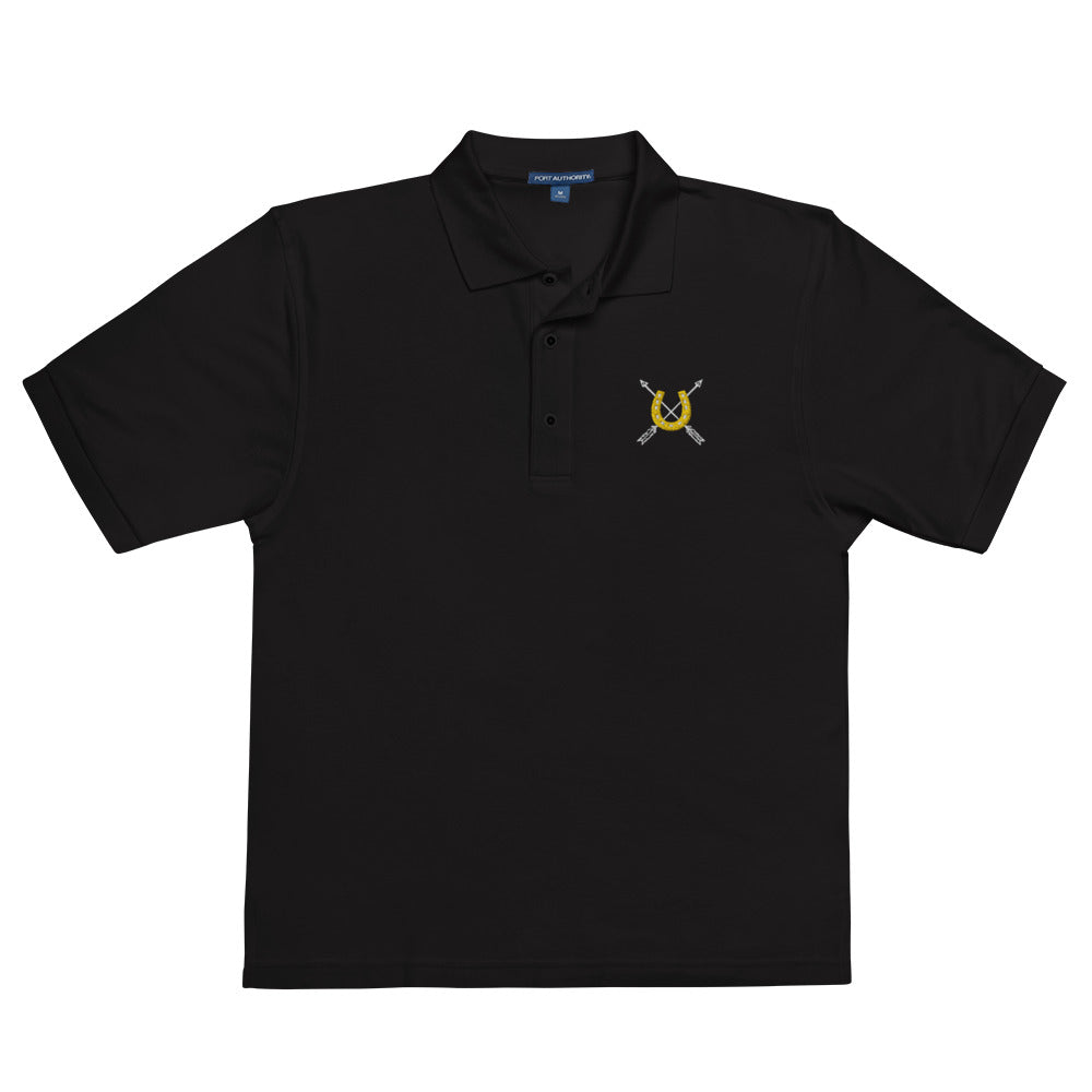 Lucky Golf Polo