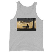 Load image into Gallery viewer, Unisex Big Print Tank Top (w/ Coordinates of Tokyo)