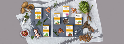 Alive Series A New Paradigm of Activated Herbals