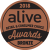 2018 Alive Consumer Choice Award