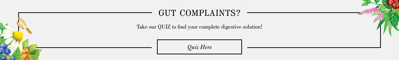 Take our Quiz to find your complete digestive solution!