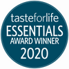 Taste For Life Award Winner 2020