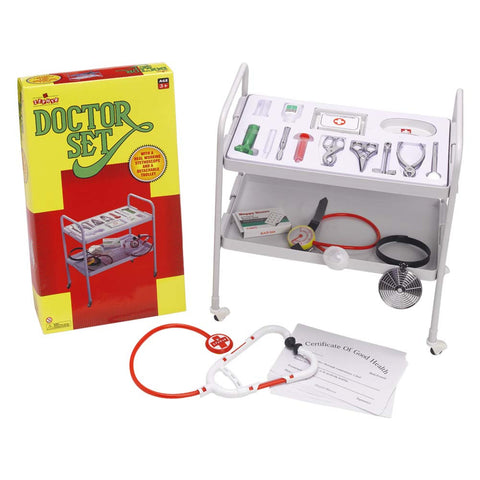 Doctor Set Trolley