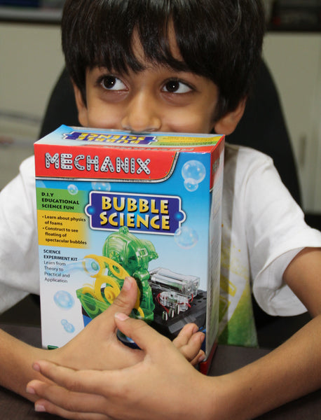 Mechanix Bubble Science!