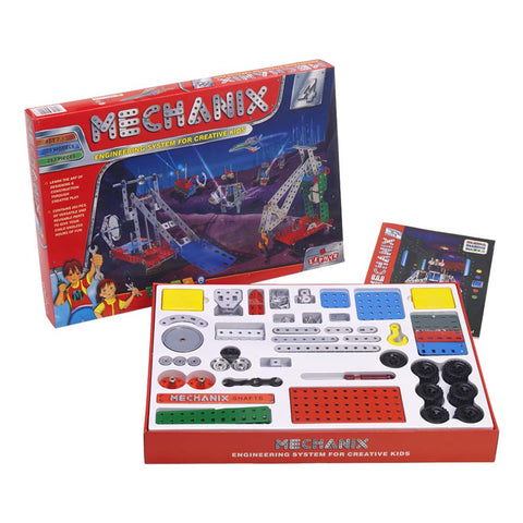 Mechanix - 4