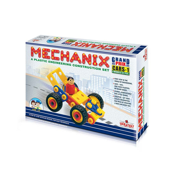 Mechanix- Cars 1