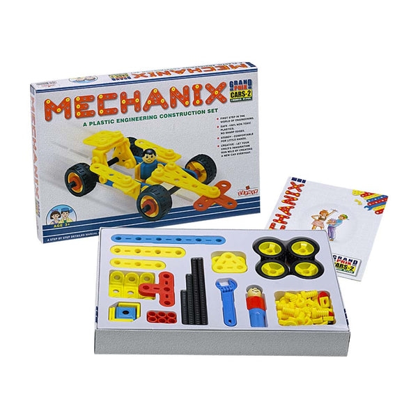 Mechanix- Cars 2