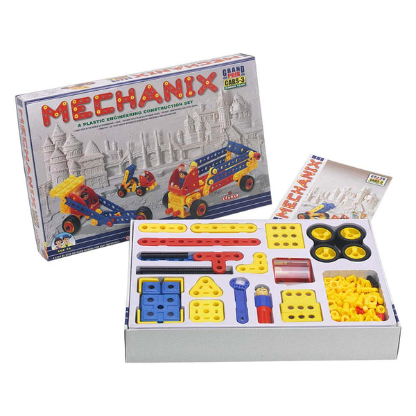 Mechanix- Cars 3